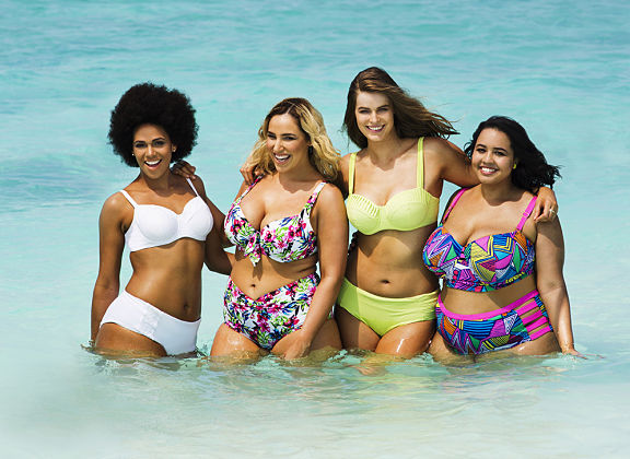 Move Over Sports Illustrated: Why We Love Sexy At Every Curve's Body-Positive Swimsuit Calendar