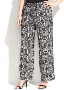 Calvin Klein Printed Drawstring Pants, $75.