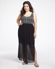 MXM Maxi Dress, $80, from Addition Elle.