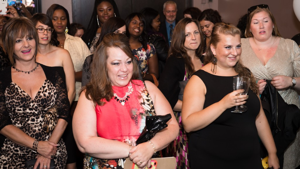 The beautiful crowd at the BCCAs at Panorama Lounge. Photo courtesy of Elliot Parrott Photography.