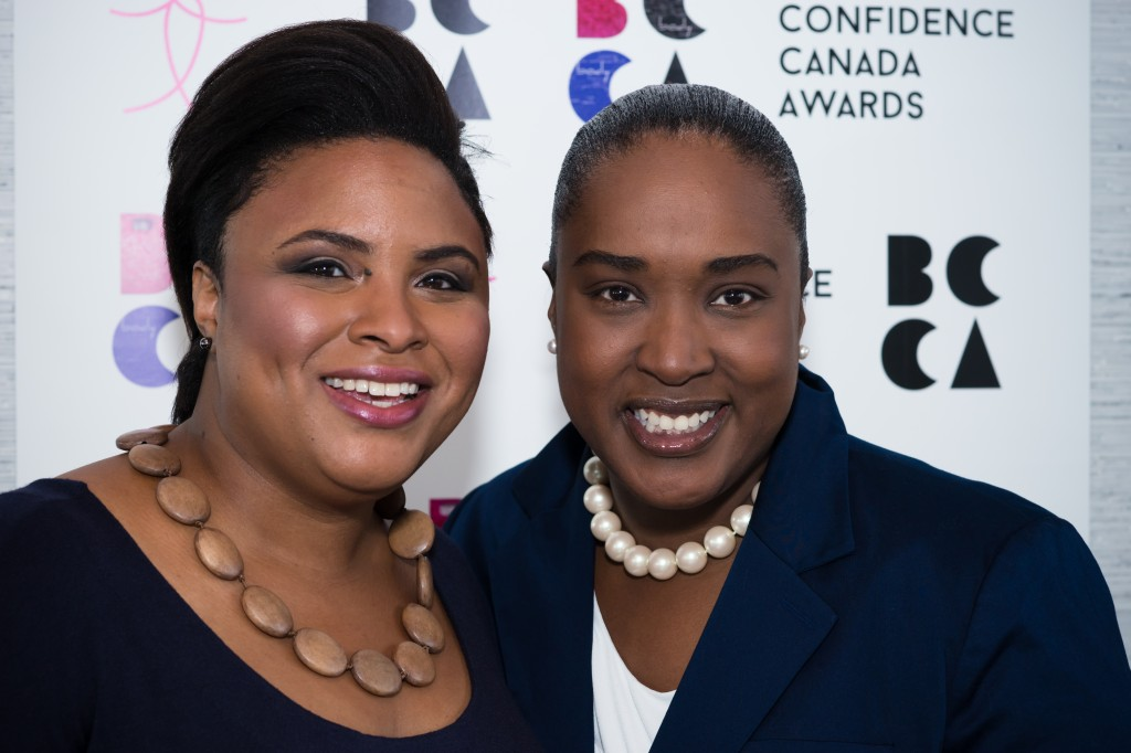 BCCA founders and Fat in the City bloggers Aisha Fairclough and Jill Andrew